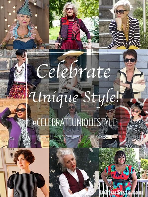 Celebrating unique style | 40plusstyle.com