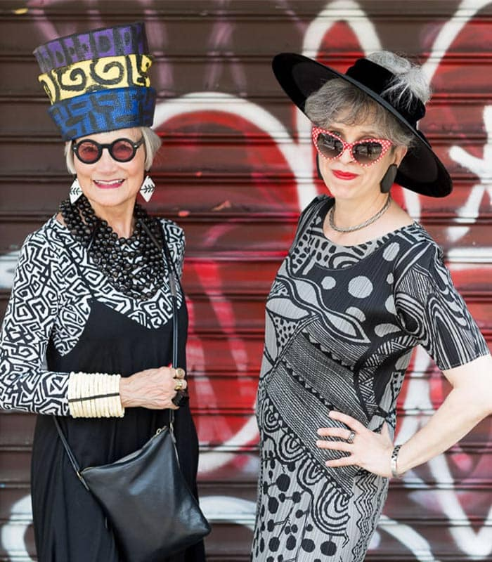 How to develop your own unique style – a style Interview with the Idiosyncratic Fashionistas