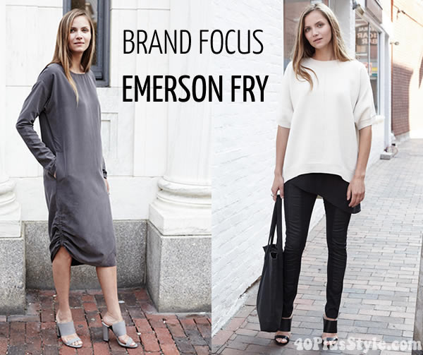 Brand Focus: Emerson Fry - My favorites for fall! | 40plusstyle.com