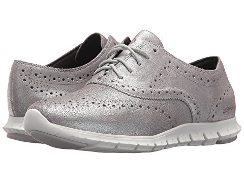Cole Haan brogues | 40plusstyle.com