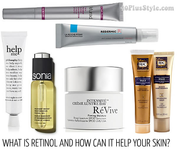 What is Retinol and How Can It Help Your Skin? | 40plusstyle.com