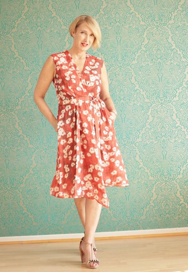 Style-interview-Claudia_glamupyourlifestyle dorothee schumacher leichtes Sommerkleid, Chiffonkleid