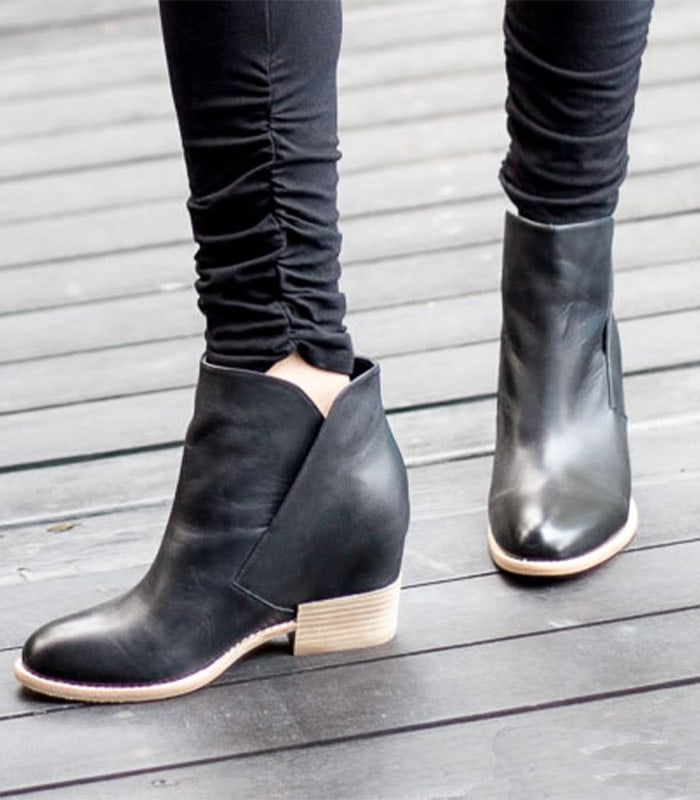 How to look fabulous in comfortable shoes