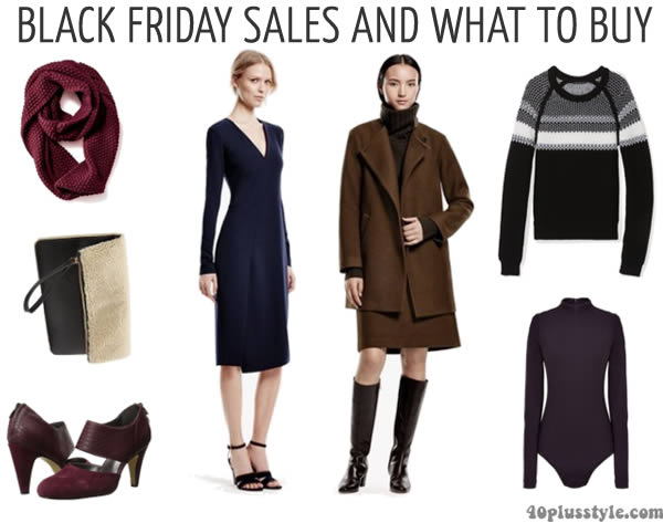 best shopping finds for the holiday weekend + A complete list of all sales in our favorite shops | 40plusstyle.com