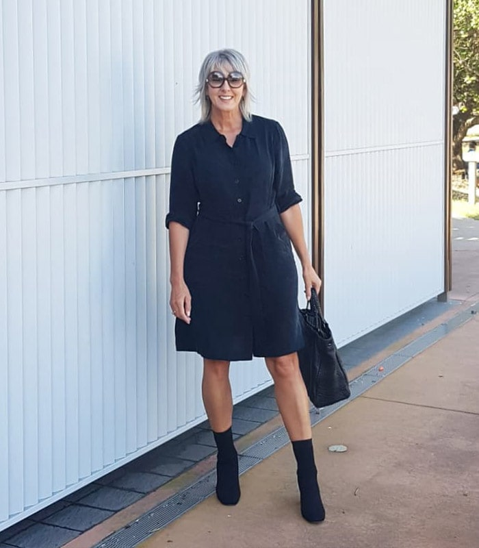 How to wear a little black dress for your body type