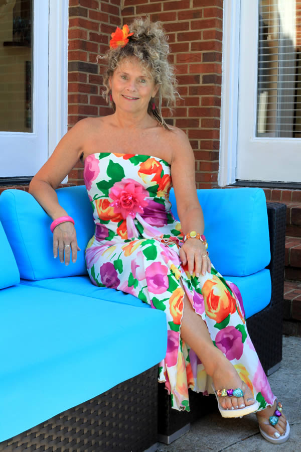 How to feel fabulous over 50 - Louise's tips and tricks | 40plusstyle.com