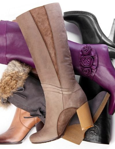 How to wear booties | 40plusstyle.com