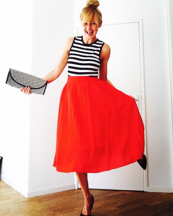 skirt for interview