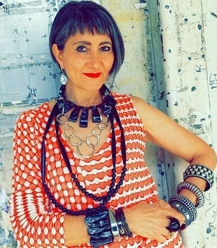 Eclectic, arty and colorful – a style interview with Elizabeth