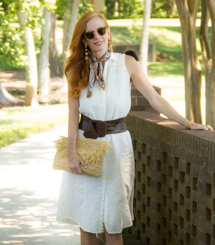 How to look elegant and romantic – a style interview with Jessica