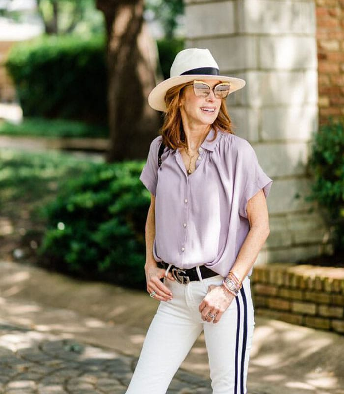 Casual with a twist – A style interview with Cathy