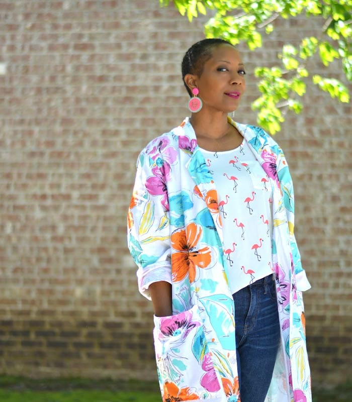 Eclectic chic with thrifted and DIY looks-a style interview with Troy
