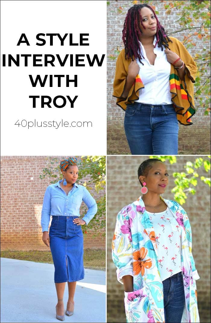 A style interview with Troy   40plusstyle.com