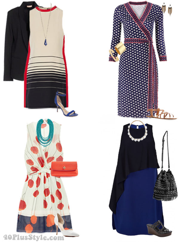 Silk dress ideas