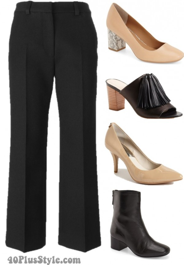 Shoes To Wear With Elastic Ankle Pants Style Guru Fashion Glitz Glamour Style Unplugged