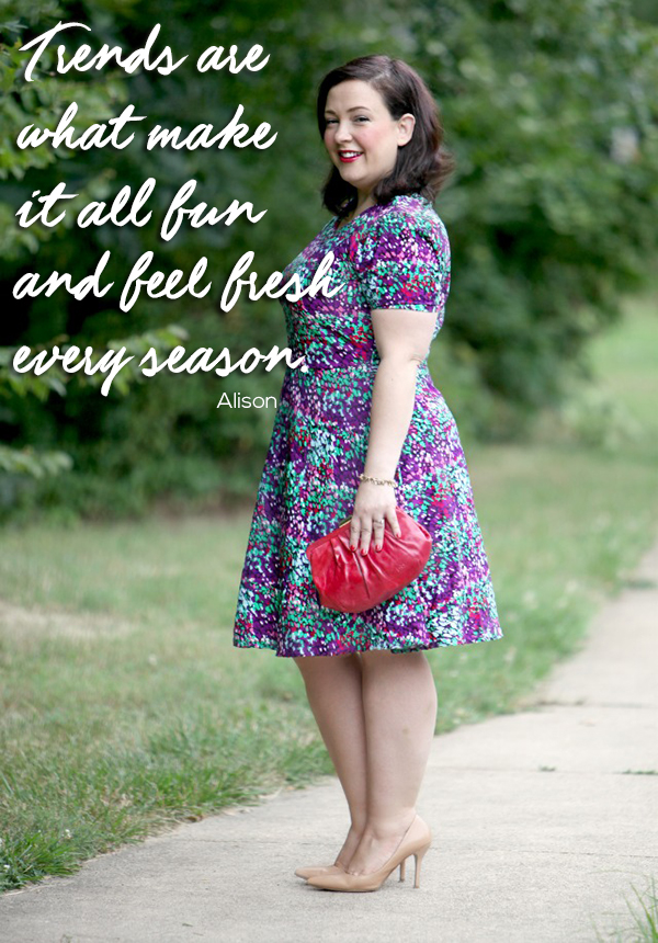 Alison Style Quote   40plusstyle.com
