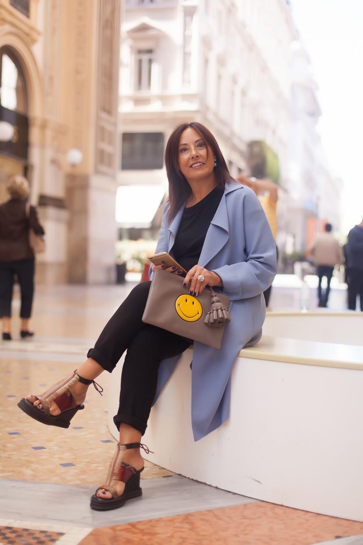 Italian fashion | 40plusstyle.com