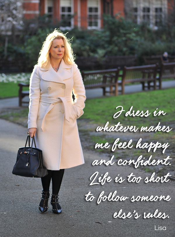 The Sequinist Style Quote   40plusstyle.com