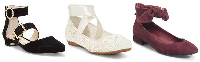 ankle flats | 40plusstyle.com