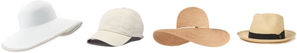 Hats to wear to the beach | 40plusstyle.com