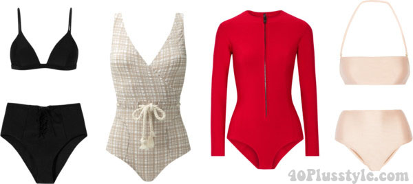 Swimsuits | 40plusstyle.com