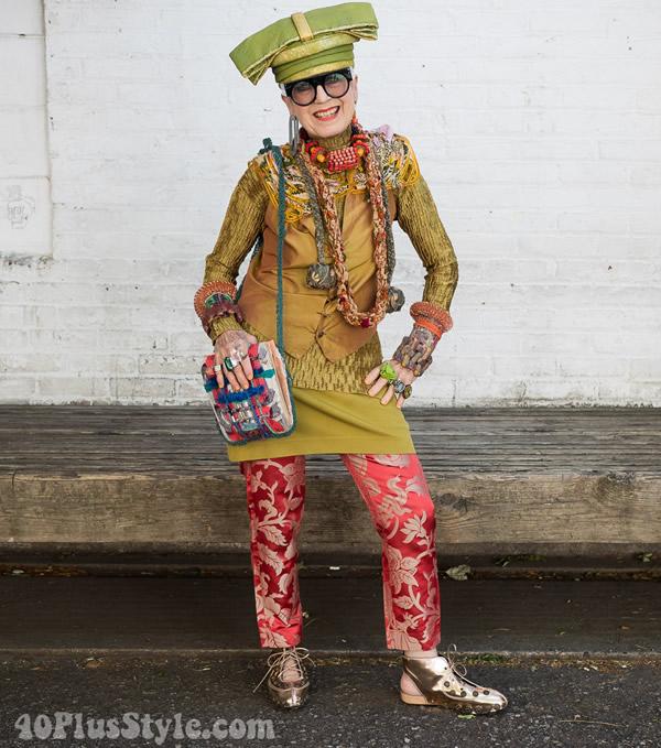 Debra Rapoport | 40plusstyle.com