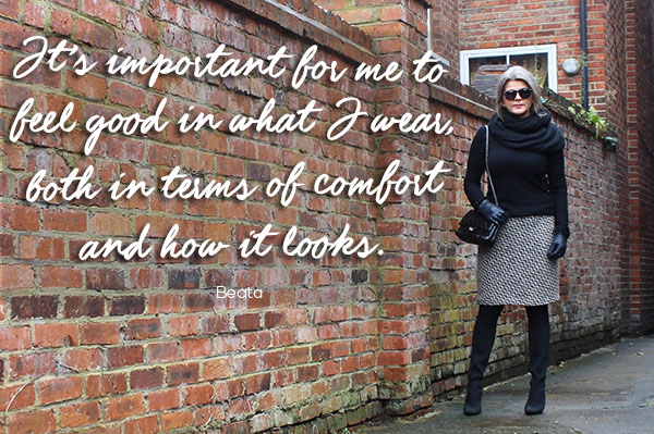 Beata Fashion At Any Age style quote | 40plusstyle.com