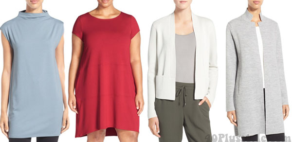 Nordstrom sale Eileen Fisher | 40plusstyle.com