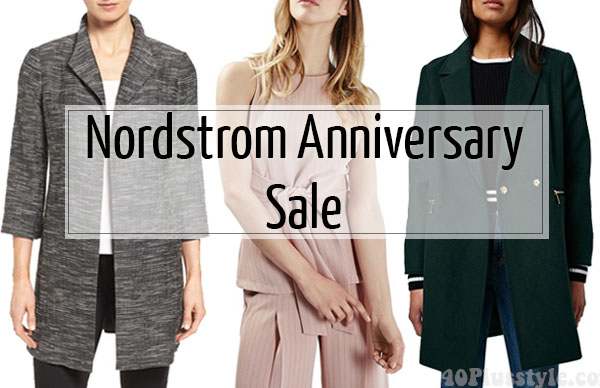 The Nordstrom Anniversary Sale | 40plusstyle.com