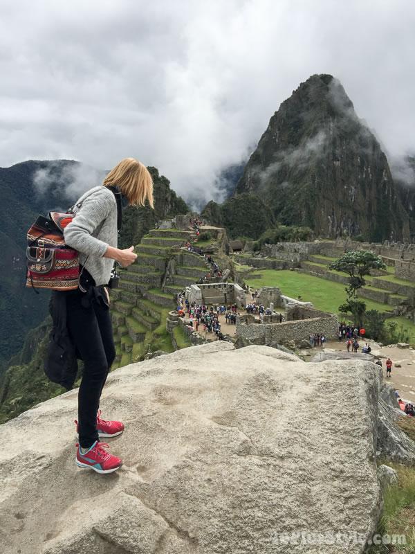 Exploring Peru | 40plusstyle.com