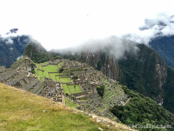 Travel to Machu Pichu | 40plusstyle.com