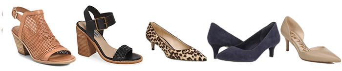 comfortable summer heels   40plusstyle.com