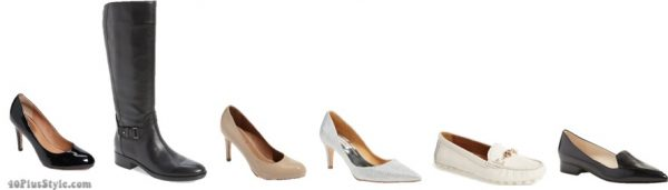 How to dress like Christine Lagarde style guide: shoes   40plusstyle.com