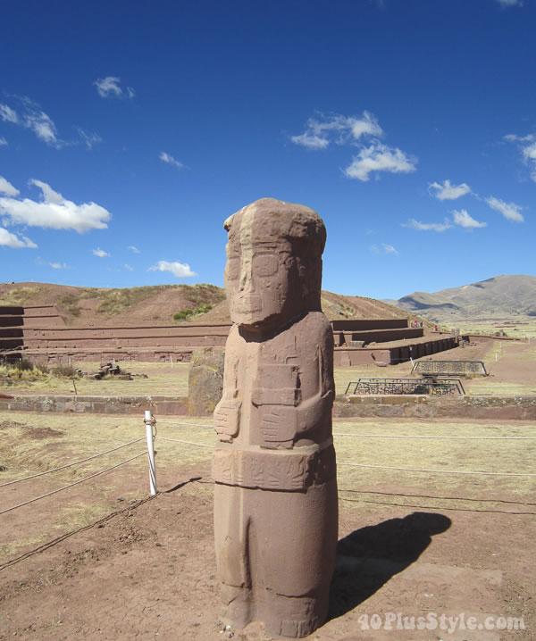 Tiwanaku in Bolivia | 40plusstyle.com