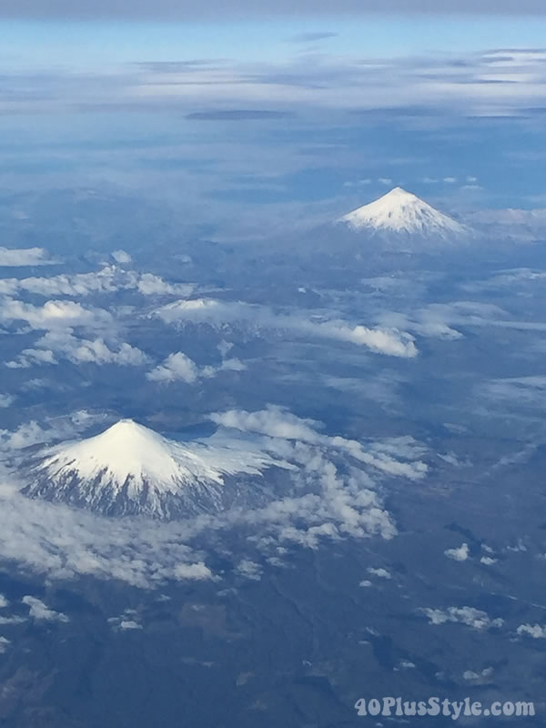 Travel diary: the volcanoes of Chile | 40plusstyle.com
