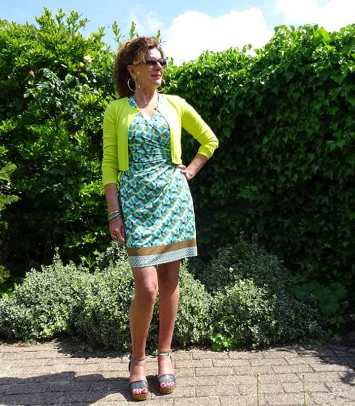 Feminine with a sturdy touch – A style interview with Nancy