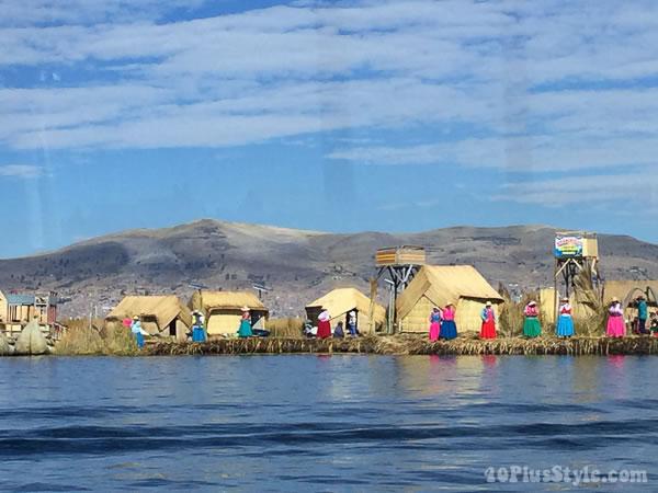 Impressions of South America: colors of Bolivia and Peru