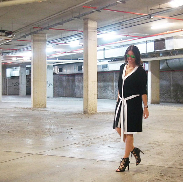 40plusstyle inspiration: chic black dress   40plusstyle.com