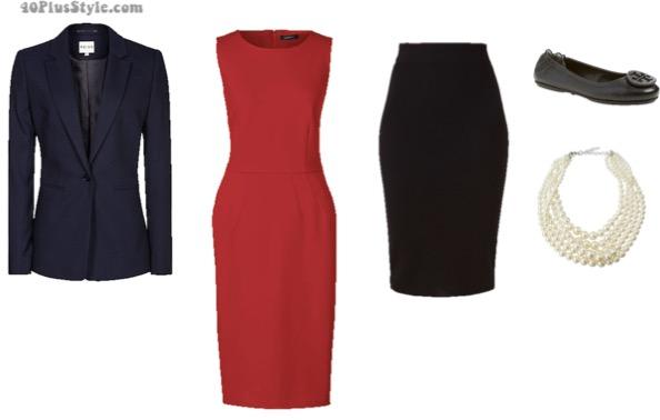 timeless style capsule: classic blazer | 40plusstyle.com