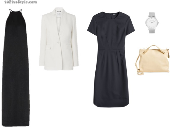 minimalist clean modern style | 40plusstyle.com