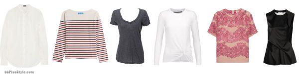 How to dress like Sarah Jessica Parker: Style guide on Sarah Jessica Parkaer inspired tops tops   40plusstyle.com