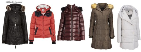 The best coats for fall: puffer coats and outerwear   40plusstyle.com