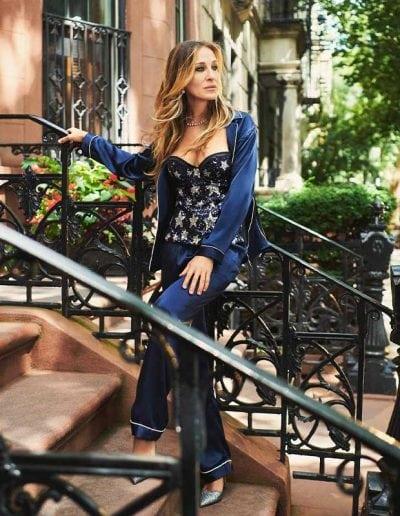 How to dress like Sarah Jessica Parker | 40plusstyle.com