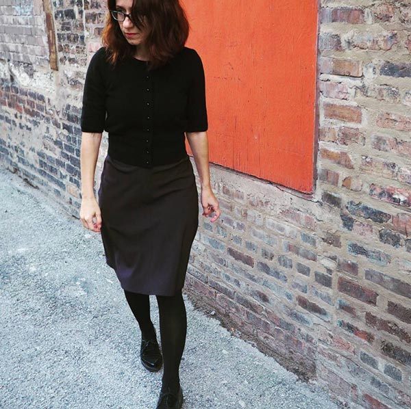 #40plusstyle Inspiration: all black outfits | 40plusstyle.com