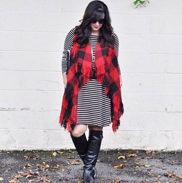 #40plusstyle inspiration: black and white stripes   40plusstyle.com