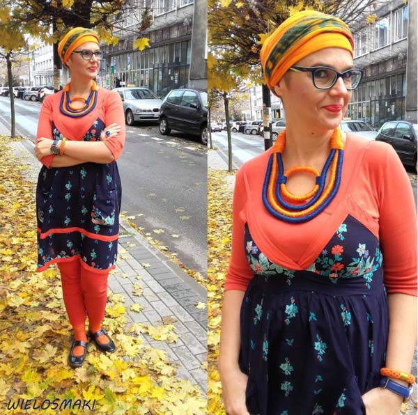 #40plusstyle inspiration: colorful outfit ideas for winter | 40plusstyle.com