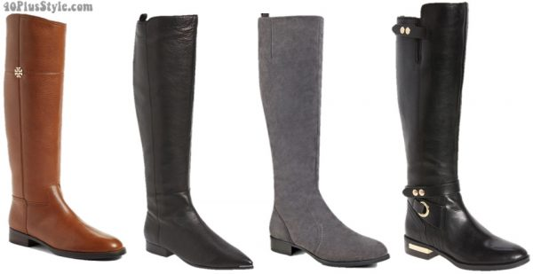 winter capsule wardrobe: knee high boots basics | 40plusstyle.com