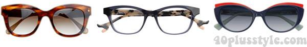 Eyewear for women over 40 | 40plusstyle.com