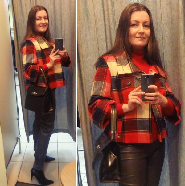 Ideas on how to wear plaid   40plusstyle.com