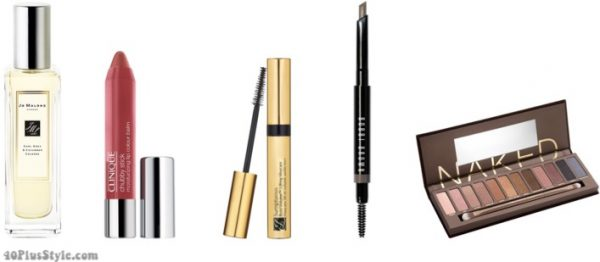 minimalist makeup holiday party looks | 40plusstyle.com